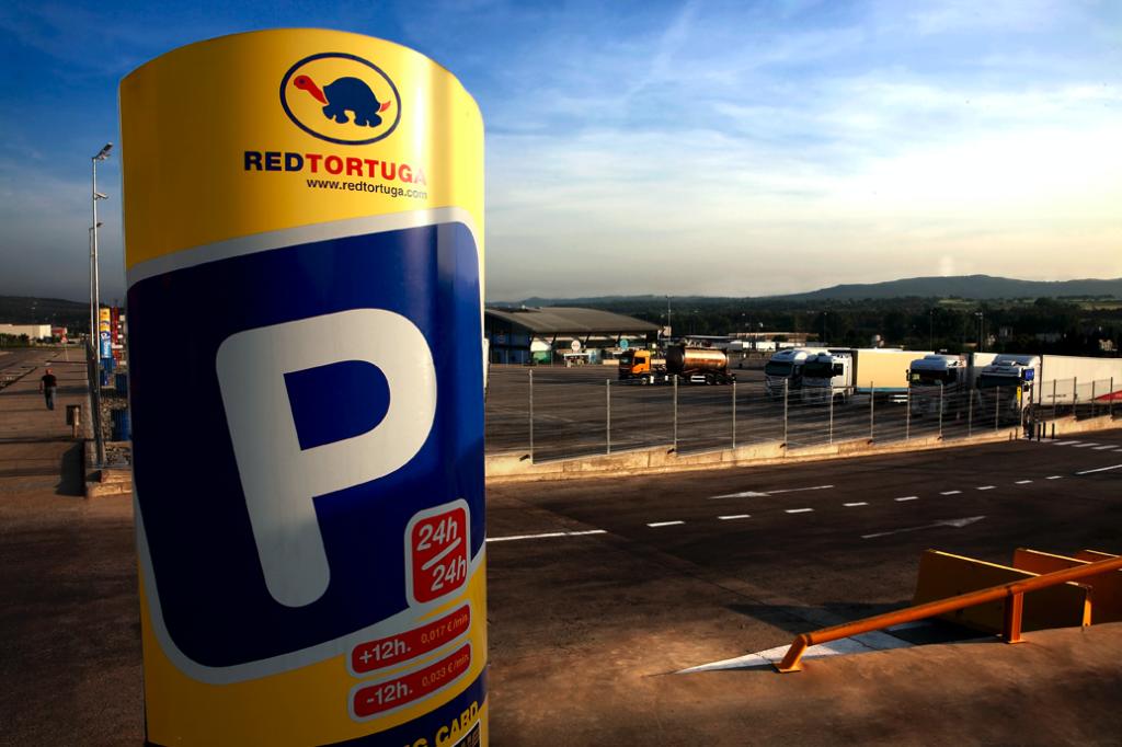 La Jonquera, primer parking seguro de España partner de TAPA