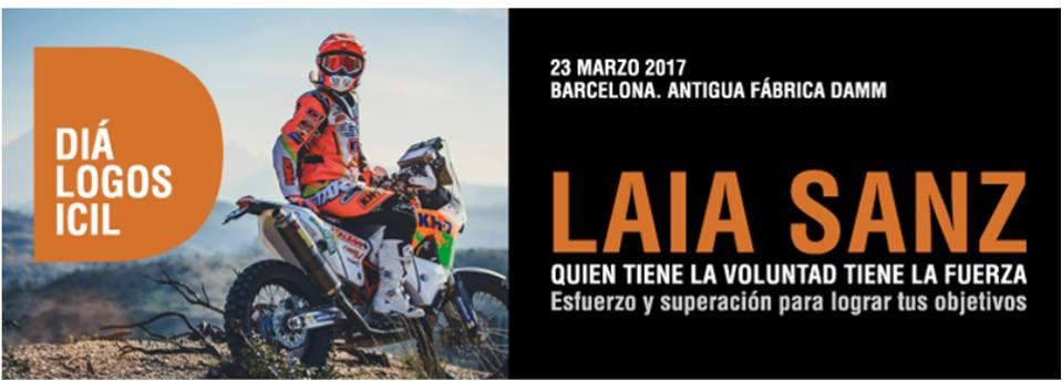 Redtortuga, patrocinadora de los Diálogos ICIL con Laia Sanz