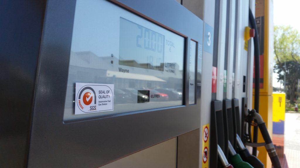 Las estaciones de Redtortuga, reconocidas con el Sello de Calidad de SGS