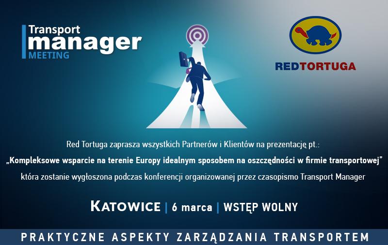 Ens veiem el 6 de març  al Transport Manager de Katowice