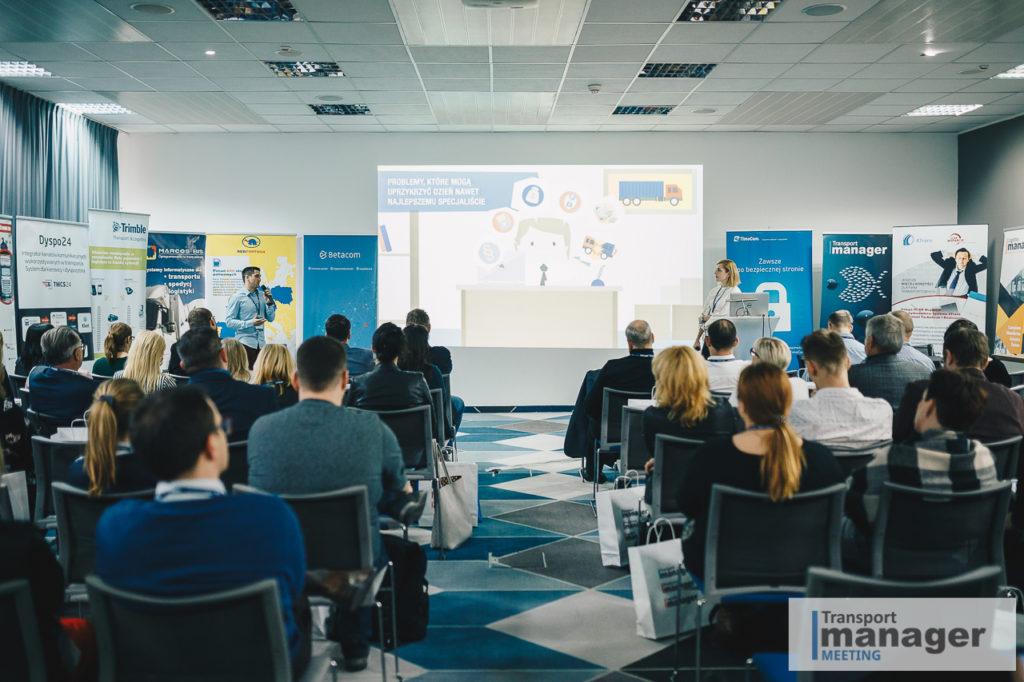 11 września widzimy się na Transport Manager w Poznaniu!