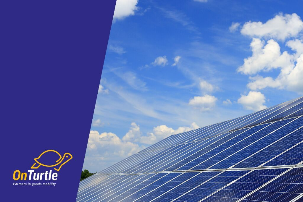 We installed solar panels at our La Jonquera service station
