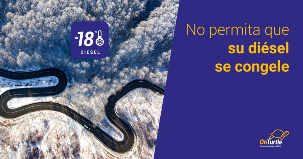 El Gasóleo -18ºC ya está disponible en La Jonquera hasta marzo 2020