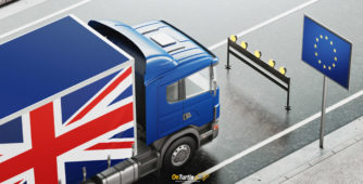 How will Brexit affect road freight transport?