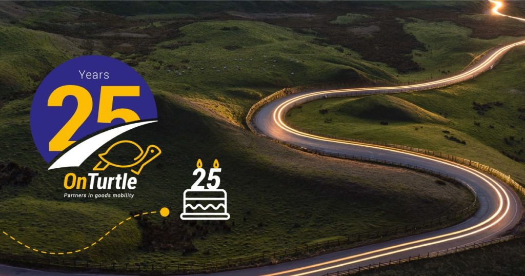 OnTurtle celebrates 25 years sharing the road with truck drivers