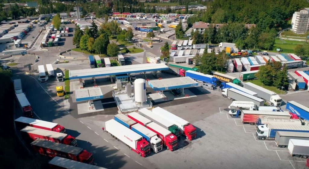 Italy becomes the 9th European country with OnTurtle service stations