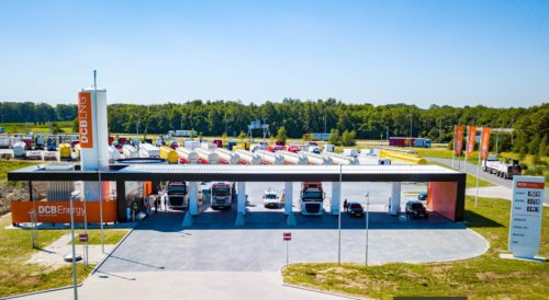 OnTurtle lands in the Netherlands with five liquid natural gas stations
