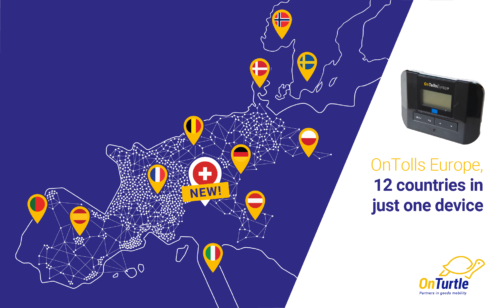 OnTolls Europe expands its coverage to a dozen countries with the addition of Switzerland